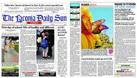 The Laconia Daily Sun – September 10, 2020