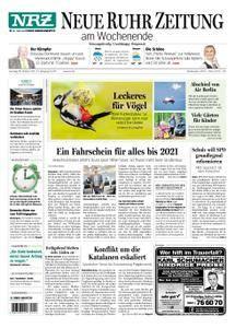 NRZ Neue Ruhr Zeitung Essen-Postausgabe - 28. Oktober 2017
