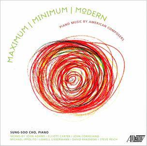 Sung-Soo Cho - Maximum, Minimum, Modern: Piano Music by American Composers (2016) [Re-Up]