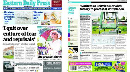 Eastern Daily Press – June 29, 2018
