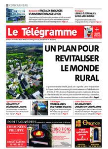 Le Télégramme Concarneau – 21 février 2020