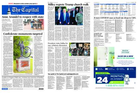 The Capital – June 12, 2020
