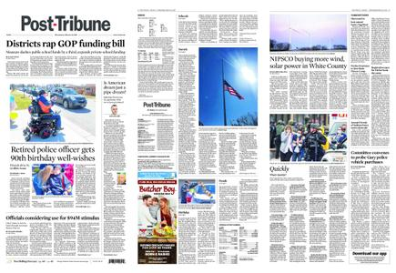 Post-Tribune – March 24, 2021