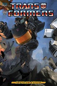 IDW-Transformers Infiltration No 02 2010 Hybrid Comic eBook