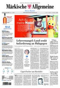 Märkische Allgemeine Dosse Kurier - 25. Januar 2019
