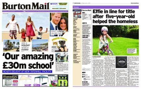 Burton Mail – May 14, 2018