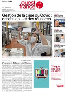 Ouest-France Édition France – 18 mai 2021