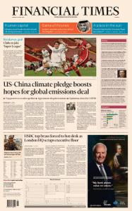 Financial Times Europe - April 19, 2021