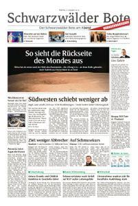 Schwarzwälder Bote Sulz - 04. Januar 2019