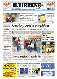 Il Tirreno Livorno - 10 Novembre 2017