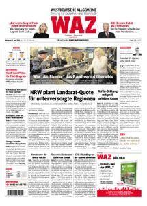 WAZ Westdeutsche Allgemeine Zeitung Oberhausen-Sterkrade - 06. Juni 2018