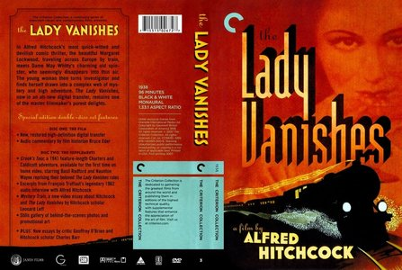 The Lady Vanishes (1938) [The Criterion Collection #3 - Reissue]