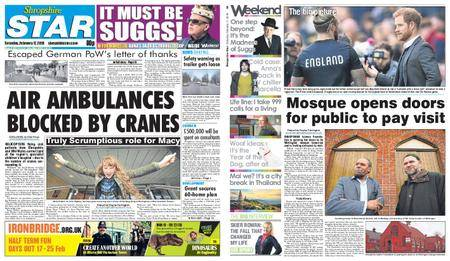 Shropshire Star Shrewsbury Edition – February 17, 2018