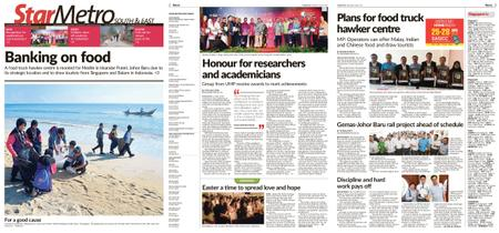 The Star Malaysia - Metro South & East – 22 April 2019