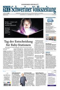 Schweriner Volkszeitung Hagenower Kreisblatt - 19. Dezember 2019