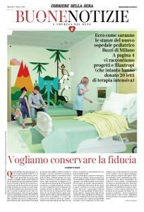 Corriere della Sera Buone Notizie – 17 marzo 2020