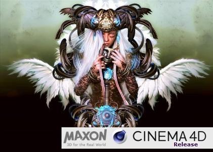 Maxon CINEMA 4D Studio R19.053 Multilingual