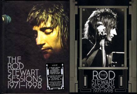 Rod Stewart - The Rod Stewart Sessions 1971-1998 (2009) 4CD Box Set [Re-Up]