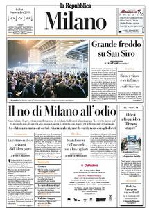 la Repubblica Milano - 9 Novembre 2019