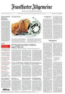 Frankfurter Allgemeine Zeitung F.A.Z. - 21. Dezember 2017