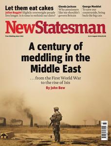 New Statesman - 15 - 21 August 2014