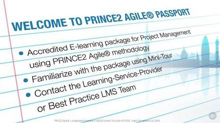 PRINCE2 Agile® Passport