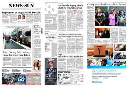 Lake County News-Sun – September 14, 2017