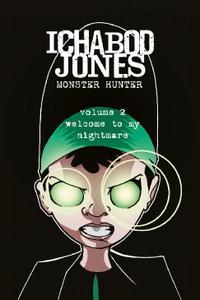 Wannabe Press-Ichabod Jones Monster Hunter Vol 02 2021 Hybrid Comic eBook