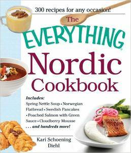 The Everything Nordic Cookbook (Repost)