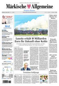 Märkische Allgemeine Prignitz Kurier - 28. Januar 2019