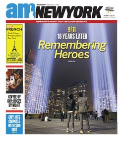 AM New York - September 11, 2019