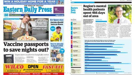 Eastern Daily Press – January 27, 2021