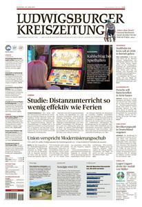 Ludwigsburger Kreiszeitung LKZ - 22 Juni 2021