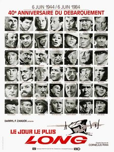 The Longest Day [Le Jour le plus Long] 1962 Repost