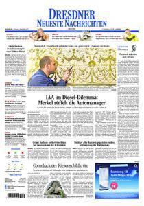 Dresdner Neueste Nachrichten - 15. September 2017