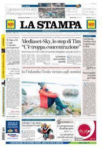La Stampa Torino Provincia e Canavese - 4 Aprile 2018