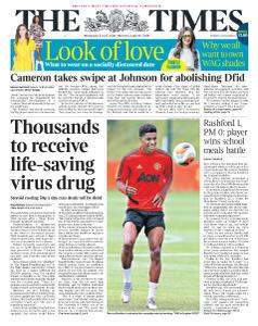 The Times - 17 June 2020