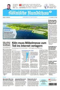 Kölnische Rundschau Wipperfürth/Lindlar – 20. Oktober 2020