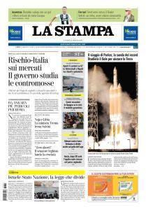 La Stampa Imperia e Sanremo - 13 Agosto 2018