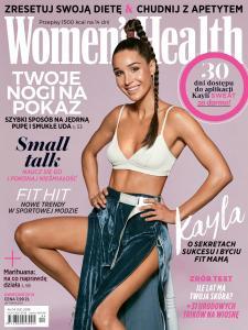 Women's Health Poland - Kwiecień 2019