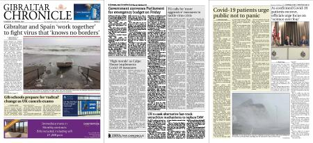 Gibraltar Chronicle – 19 March 2020
