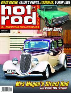 NZ Hot Rod - August 2021