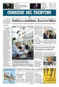 Corriere del Trentino - 14 Agosto 2018