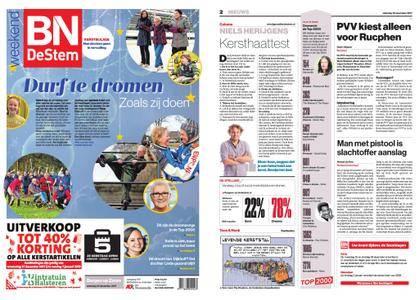 BN DeStem - Bergen op Zoom – 23 december 2017