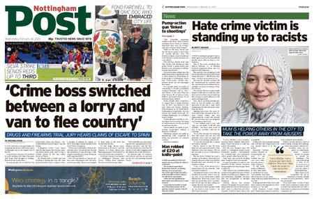 Nottingham Post – February 26, 2020