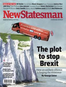 New Statesman - 17 - 23 November 2017