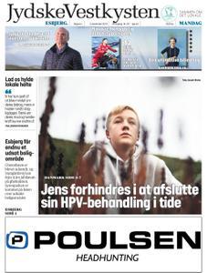 JydskeVestkysten Esbjerg – 02. december 2019