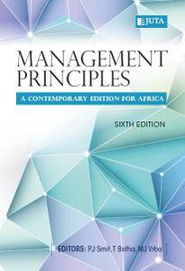 Management Principles, Sixth Edition