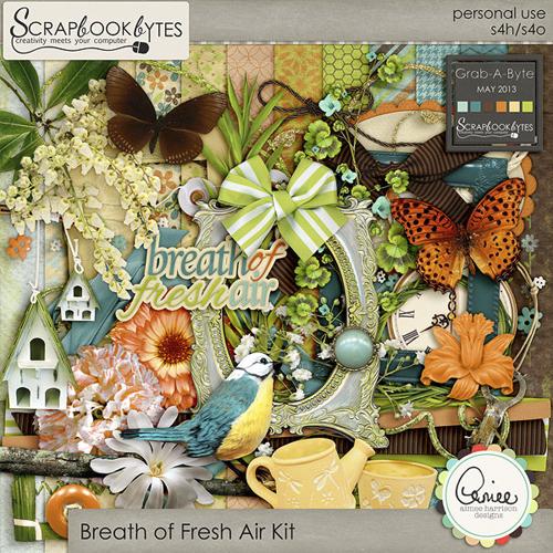 Scrap Kit: Breath Of Fresh Air