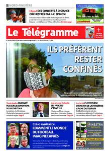 Le Télégramme Brest Abers Iroise – 25 mai 2020